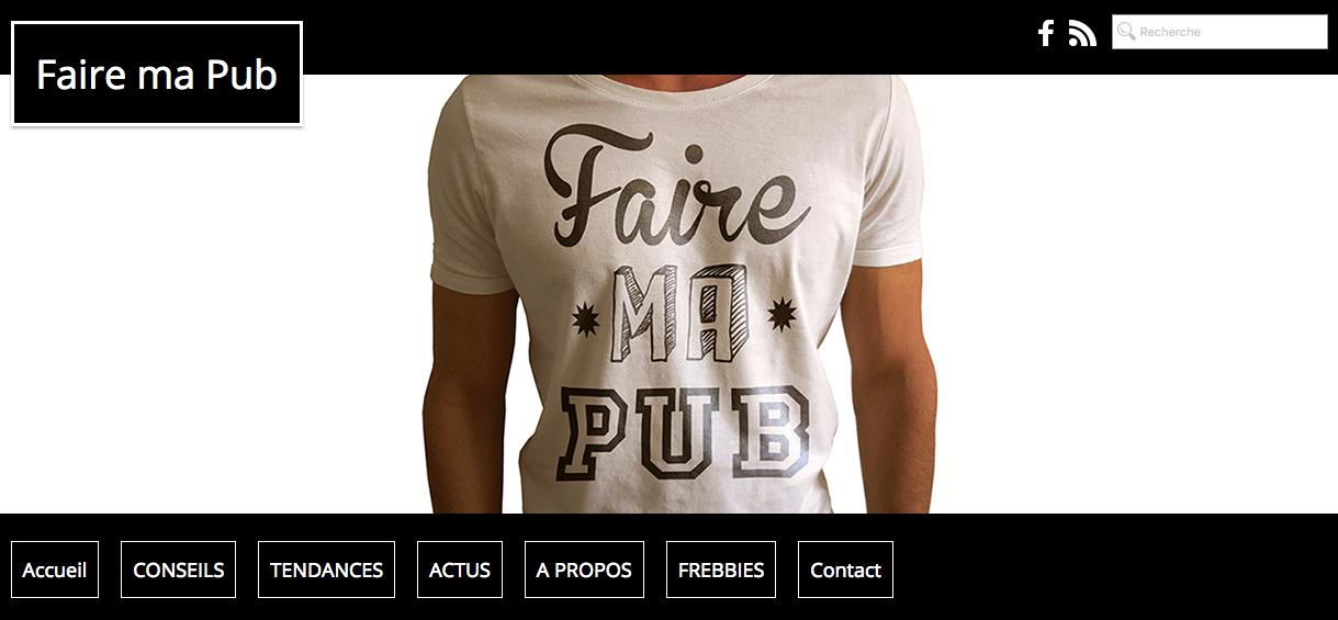 Accueil blog Faire ma Pub